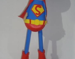 Super Homem - Enfeite de mesa