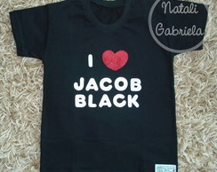 Camiseta Crep�sculo Jacob Black