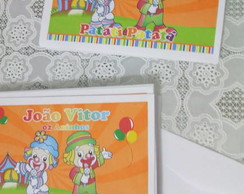 Envelope do Patati Patat�