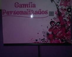 Mini Banner Personalizado