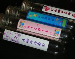 Tubbet personalizado com bala de goma