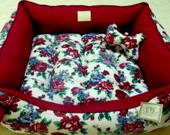 Cama Floral - My Pet Designer