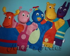 Fantoches dos Backyardigans