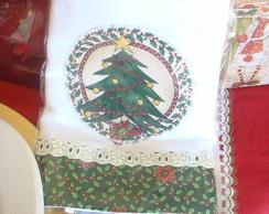 Pano de Prato de Natal
