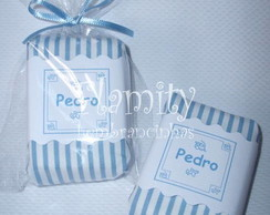 Sabonete em Tecido - LE043