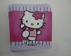 Adesivos para tubete Hello Kitty
