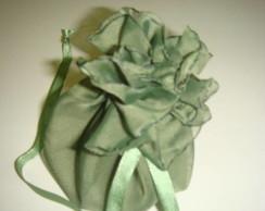 Saquinho multifuncional - verde 2
