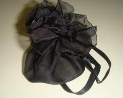 Saquinho multifuncional - black