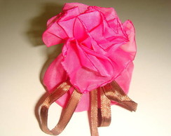 Saquinho multifuncional - pink