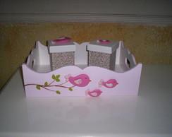 caixa higienica passarinhos