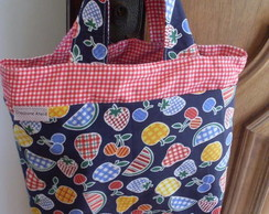 Lunch Bag frutas coloridas