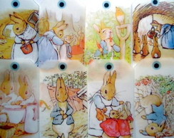Peter Rabbit Etiqueta