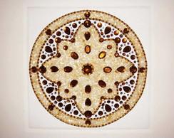 Mandala Citrino