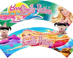 Wrapper da Barbie Vida de Sereia2