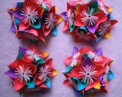 Kusudama Morning Glory Pq.