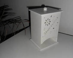 porta absorventes branco (vendido)
