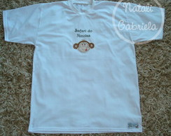 Camiseta adulto personalizada Safari