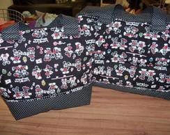 Bolsa e Mala Mickey/ Minnie