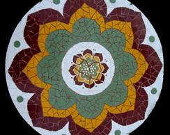 Mandala de Tara - em Mosaico