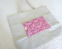ECO BAG BANDANA ROSA
