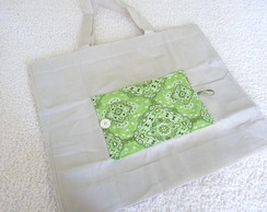 ECO BAG BANDANA VERDE
