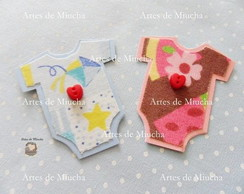 Aplique body infantil
