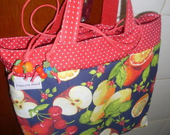 Lunch Bag laranjas (CONSULTAR DISPONIBIL