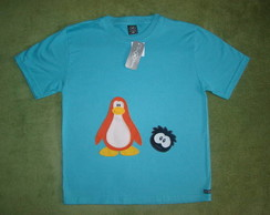 Camiseta Club Penguin - modelo 12