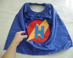 Capa Super Her�i Azul