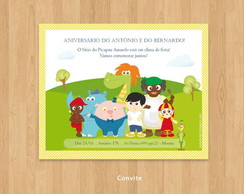 Kit 010 - S�tio do Picapau Amarelo
