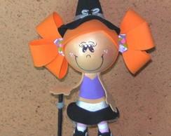 Bruxinha em promo��o para o Halloween