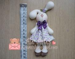 Aplique coelha Lily Ref 080