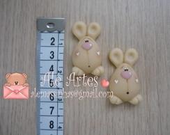 Aplique mini coelho Ref 168