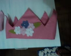 coroa de feltro