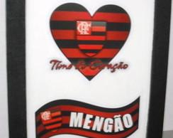 Quadro Torcedor - Flamengo