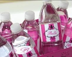Aguas personalizadas Belle