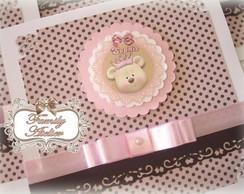 Convite Ursa Princesa Paris