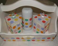 Kit higiene infantil