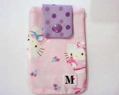 Porta celular Hello Kitty