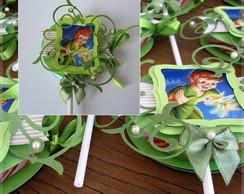 Convite-Pirulito Peter Pan