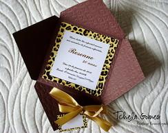 Convite Oncinha