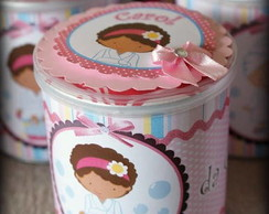 Batatinha Pringles Sal�o de Beleza