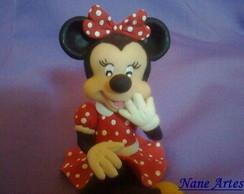 Minie mouse para lembrancinha