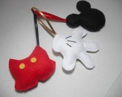 Mickey & Minnie chaveiros lembrancinhas