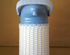 Kit Beb�-Garrafa T�rmica azul