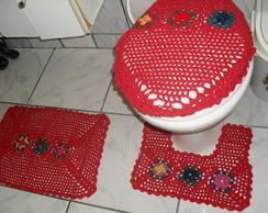 jogo de banheiro encanto