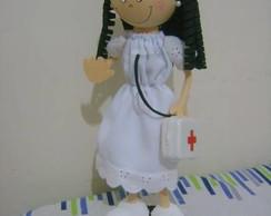 Boneca M�dica De E.V.A