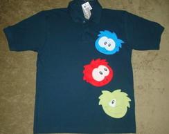 Camisa Polo Club Penguin - Modelo 15