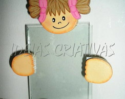 Porta retrato infantil  menina