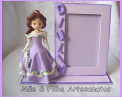 Porta Retrato Princesa